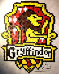 Blason Gryffondor by Lywen64