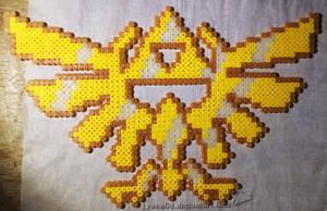 Triforce by Lywen64