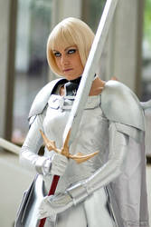 Claymore by andyamasaki