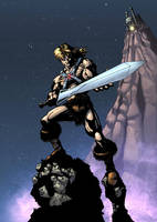 he-man color by androsm