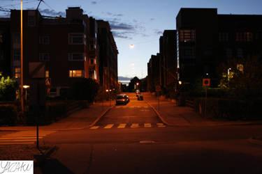 Helsinki by night3 by Yazaku