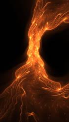Lava Flow by grimpotamus