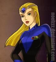 Princess Allura by noelzzz