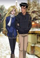 Winter Warmth by noelzzz