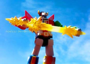 Form Blazing Sword by noelzzz
