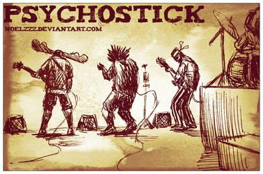 Psychostick by noelzzz