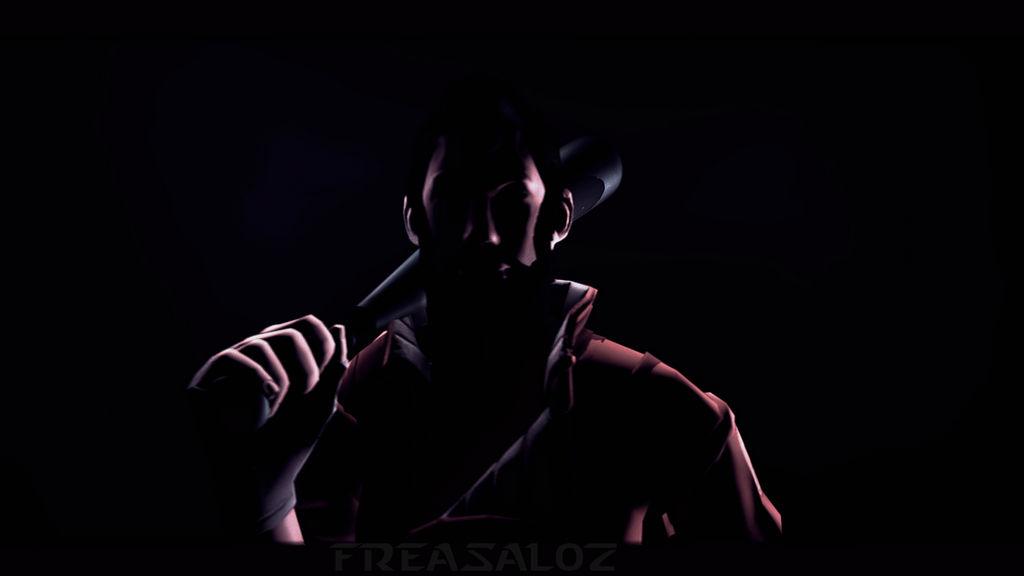 Sfm If Scout Were To Be In Tekken 7 By Freasaloz On Deviantart