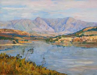 Vladimir Koziuck, California by Joseartgallery