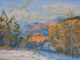 Vladimir Koziuck, The Grand Canyon USA by Joseartgallery
