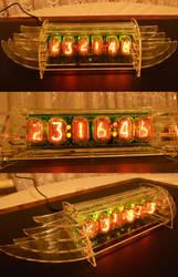 IN-12 Nixie Clock by VasGoTec