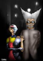 Pinochio of the future by Danlorstudio
