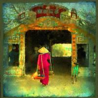 temple by Danlorstudio