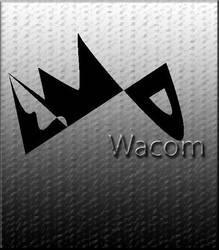 wacom logo by Danlorstudio