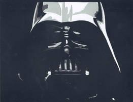 Darth Vader by wandering-pen