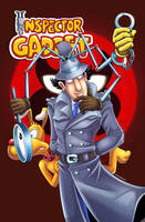 INSPECTOR GADGET COVER 1 by VdVector