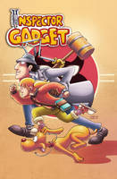 INSPECTOR GADGET COVER 2 by VdVector