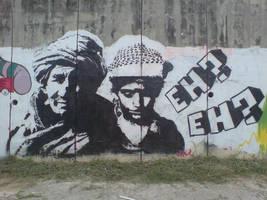 big big stencil by killallpresident