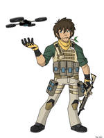 Avatar Modern Warfare: Jet by MoeAlmighty