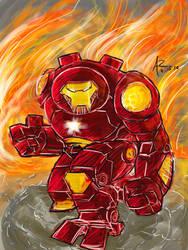 Hulkbuster Smash by Archonyto