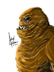 Clayface... by Archonyto