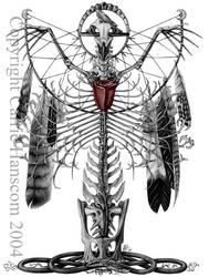 Yggdrasil Totem by Aerin-Kayne