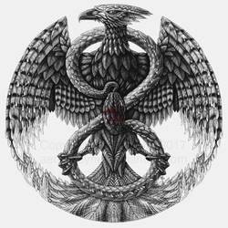 Phoenix Crest - by Aerin-Kayne