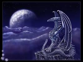 Ice Dragon by Aerin-Kayne