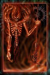 Fire Wraith by Aerin-Kayne