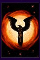 Raven Eclipse by Aerin-Kayne