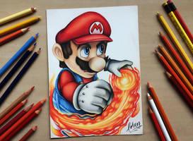 Mario by Polaara