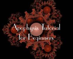 Apophysis Tutorial - Beginners by Sya