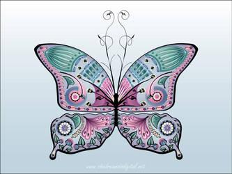 Butterfly... by Sya