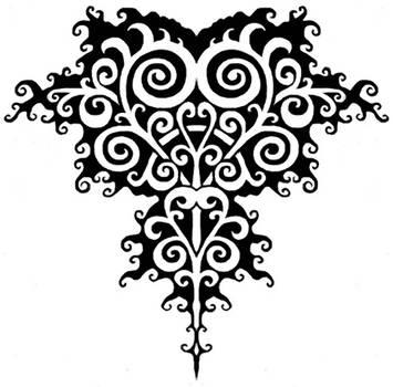 Mandelbrot Love by Sya