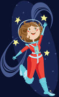 Space Queen by Color-Queen