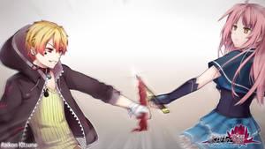Reimei no Gakuen: Clash by RaikonKitsune