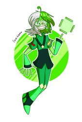 Sweeperidot/PeriSweep+New style(? by Isis-neko123