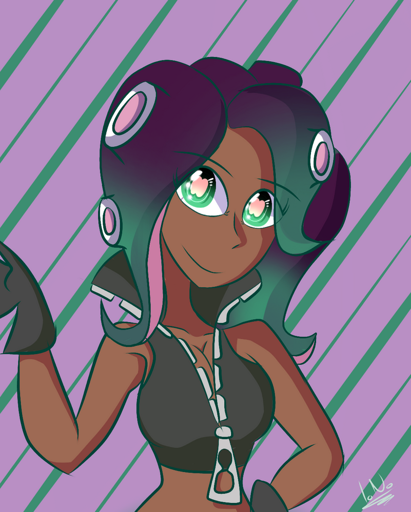 Marina/splatoon by Isis-neko123