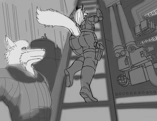 SpyPolygon Free Sketch: Vantage Point by RikMcCloud