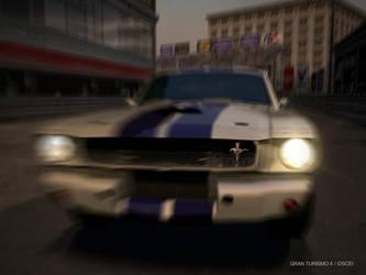 Shelby GT 350 by RikMcCloud