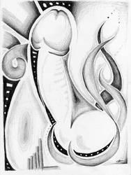 The Final Penis Art by CherubRocker