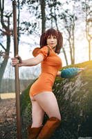 The Seven Deadly Sins: Diane by hibiscus-sama