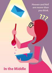 Talia Teaser Poster by BansheeInTheOrchard