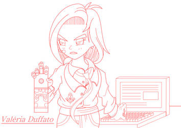 Valeria: AnimeYuu 2014 by Dark-Gumpa