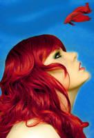 The Little Mermaid by DevilishlyAbstract
