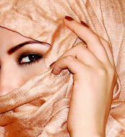 Arabian Woman by DevilishlyAbstract