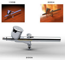 3D Airbrush 1998 - 2006 by hoschie