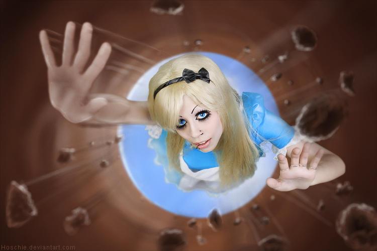 Alice fall by hoschie