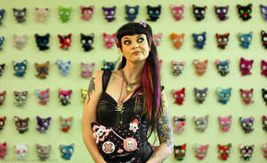 Kitty Madness.. by hoschie