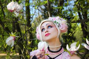 Magnolia by hoschie