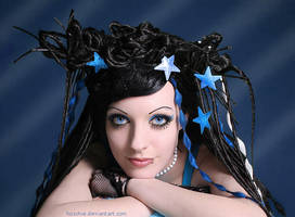 DeFormity blue by hoschie